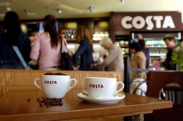 The Costa store will be Melksham's first chain coffee shop