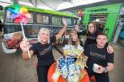 Southern Co-op Local Flavours team launch summer tour