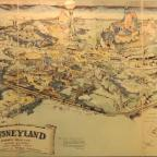 Wiltshire Times: Disneyland's first colour map fetches £556,000 at auction