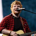 Wiltshire Times: Ed Sheeran hits back after being accused of using a backing track at Glastonbury