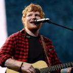 Wiltshire Times: Ed Sheeran reveals he's been working on his fourth album for six years