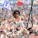 Wiltshire Times: Record audience for BBC Glastonbury coverage