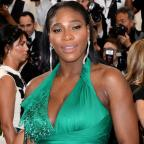 Wiltshire Times: Pregnant Serena Williams poses nearly nude on Vanity Fair cover