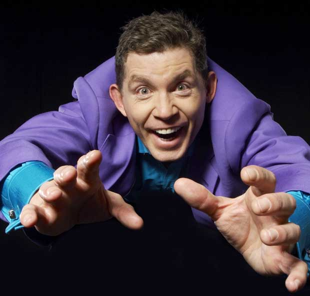 Lee Evans' Melksham show is a speedy sell-out