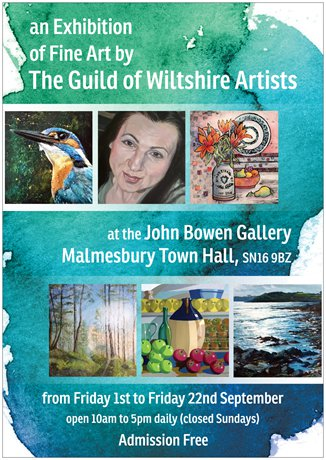 The Guild of Wiltshire Artists' Autumn Exhibition