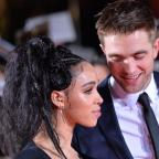 Wiltshire Times: Robert Pattinson and FKA Twigs