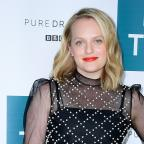 Wiltshire Times: Elisabeth Moss at a photocall