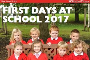 Don't miss this week's packed Wiltshire Times including our 16-page First Days at School picture special