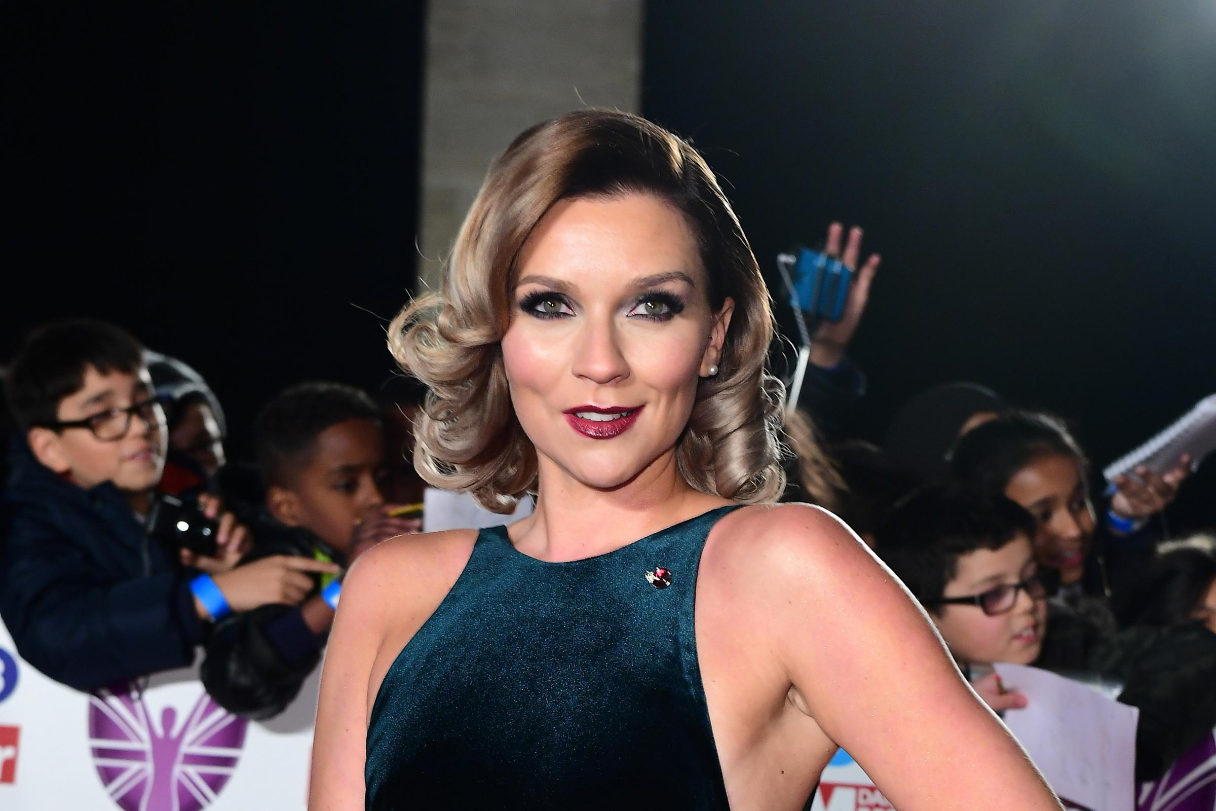 Candice Brown (Ian West/PA)