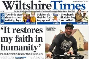Don't miss this week's packed Wiltshire Times