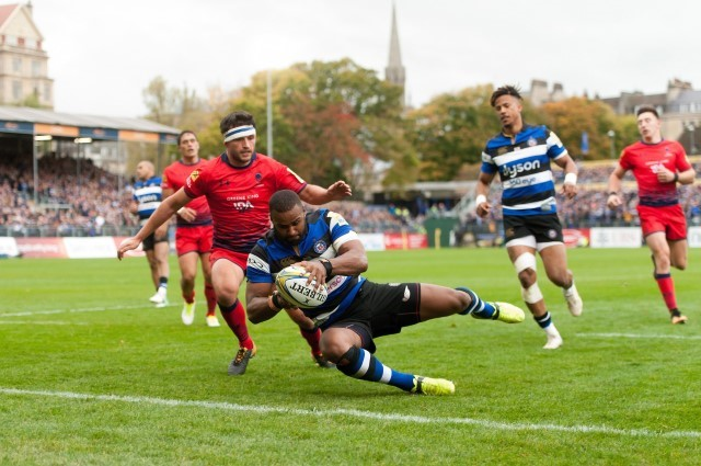 Aled Brew (Picture: BATH RUGBY)