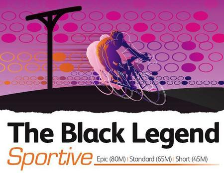 The Black Legend Cycle Sportive