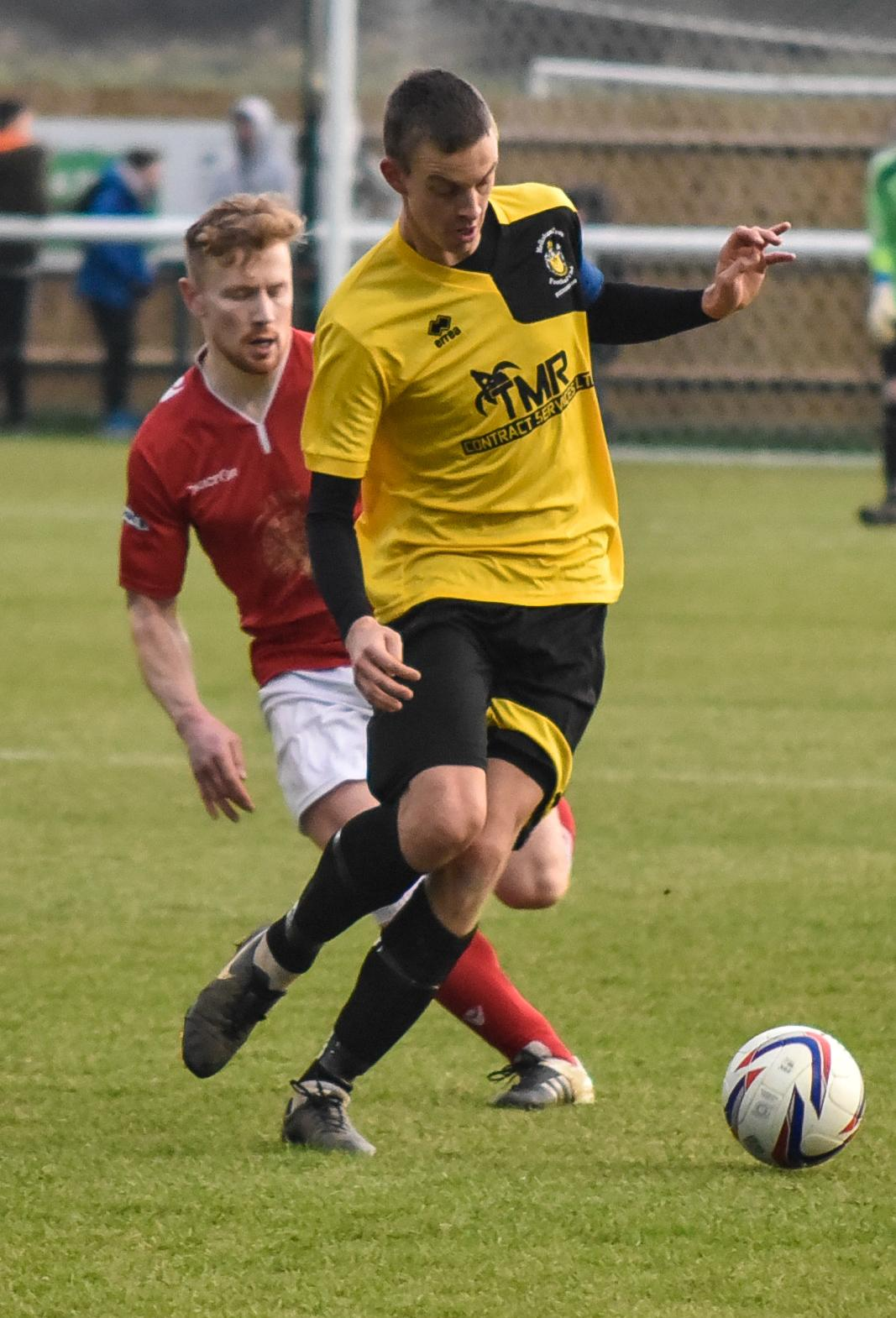 Melksham town into last 16 of fa vase after home win wiltshire times melksham town 2 crowborough athletic 1 fa vase fourth round saturday january 6 2018 reviewsmspy