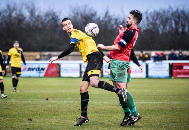 Hotshot Striker Gary Higdon Previews Fa Vase Quarter Final With
