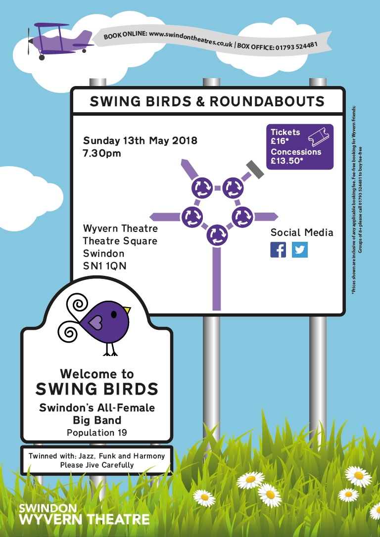 Swing Birds and Roundabouts