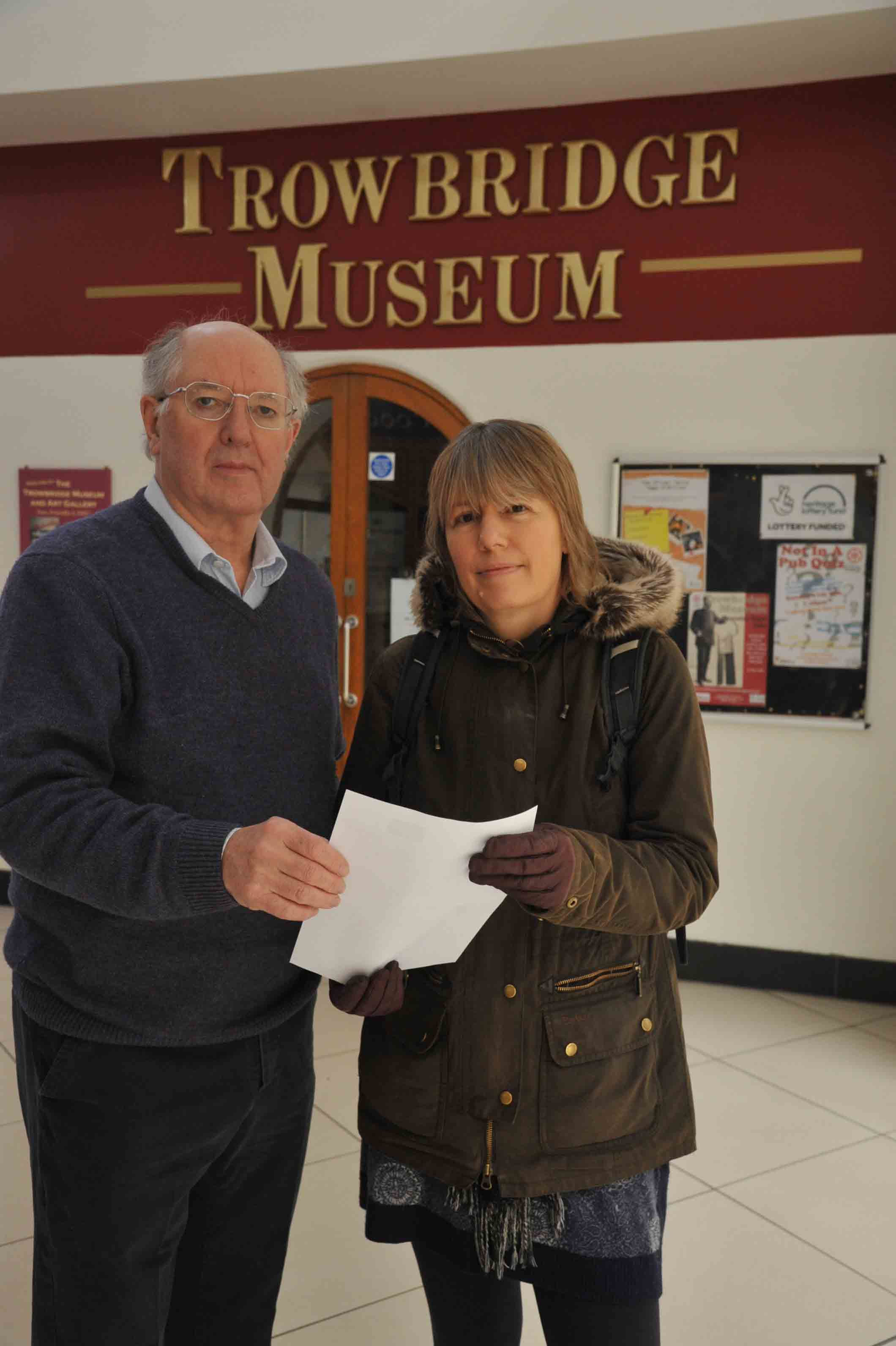 Trowbridge Museum funding cut sparks outrage
