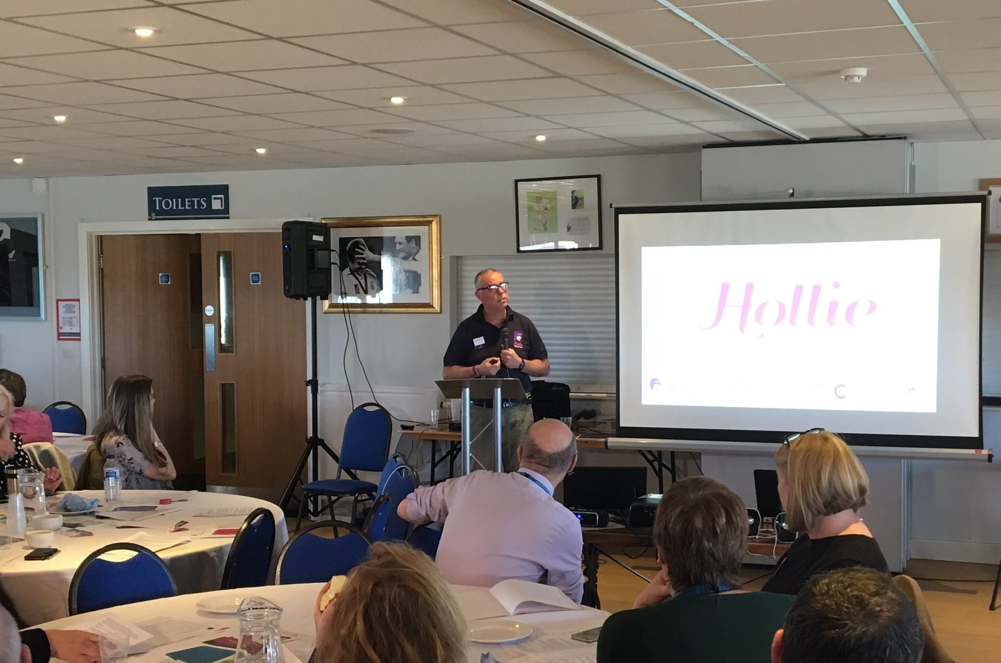 Nick Gazzard shares Hollie's story & his work to raise awareness of stalking & domestic abuse.