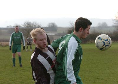 The Ship's David Percival against Semington's Jonny McChesney (24273-3)
