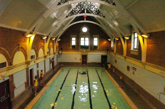 Wiltshire Times: Jump in and join 125 year celebrations at Westbury Swimming Pool