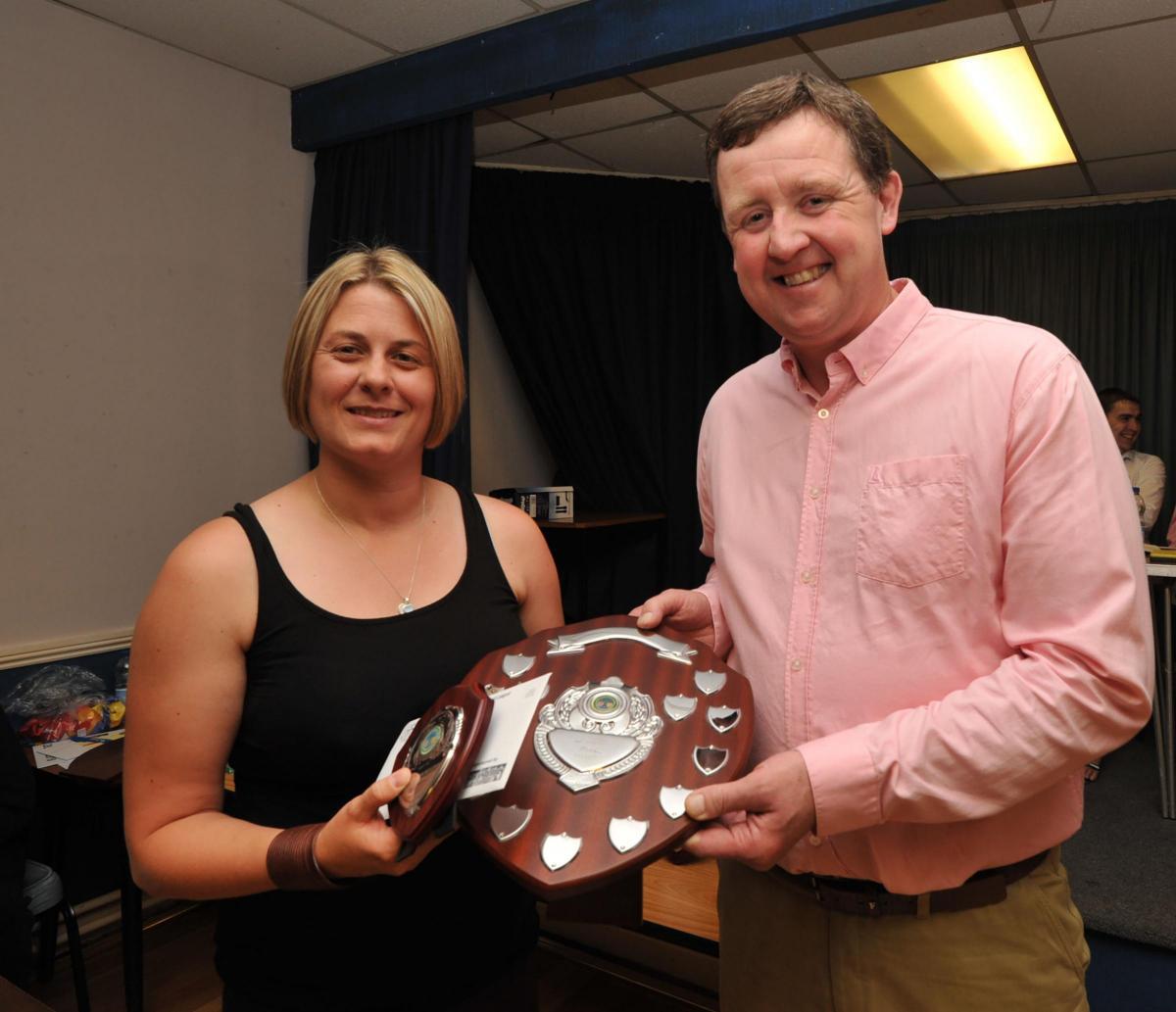 Chippenham District Sunday League Awards Night
