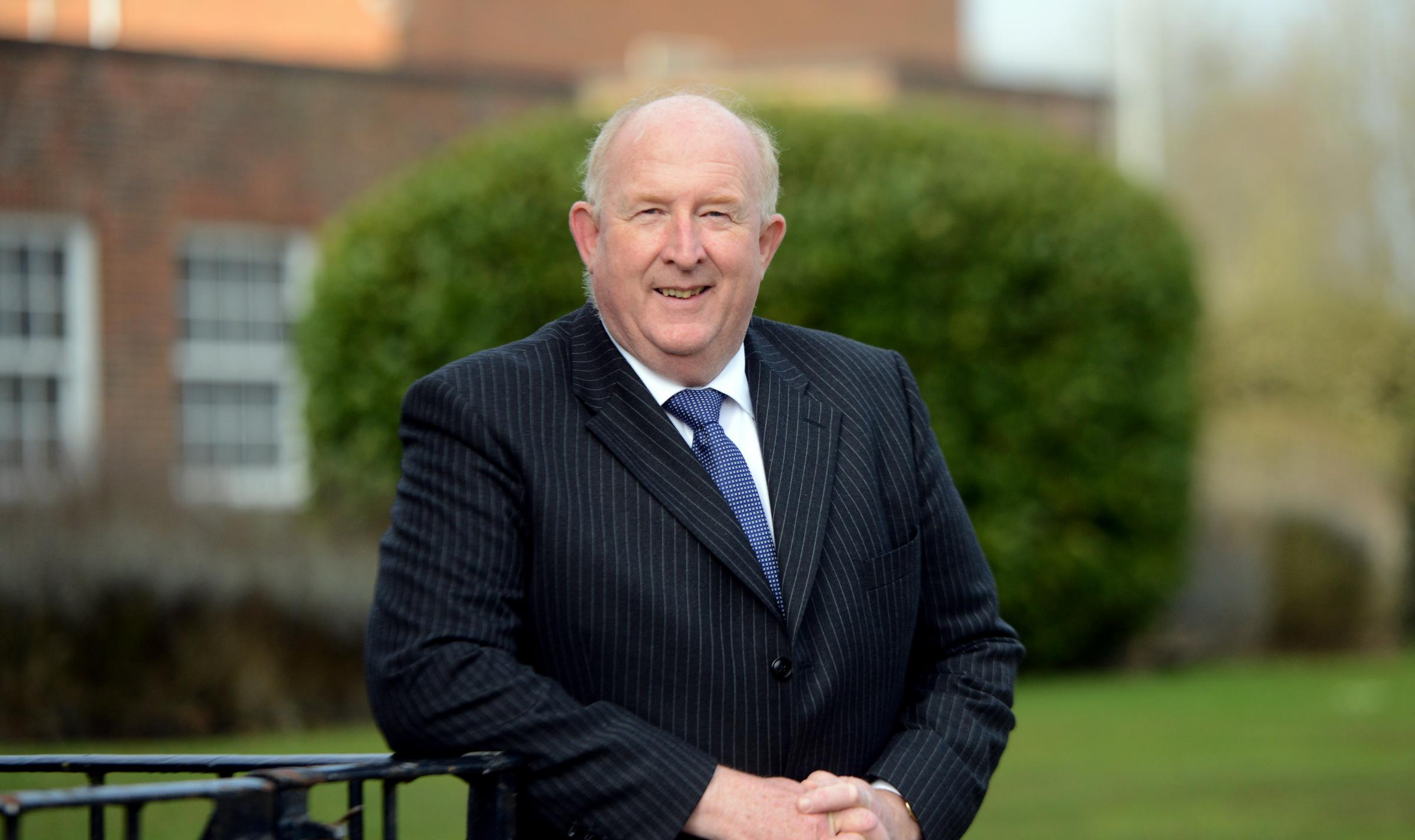 Wilts PCC Angus Macpherson backs charity that works to reintegrate sex offenders into society