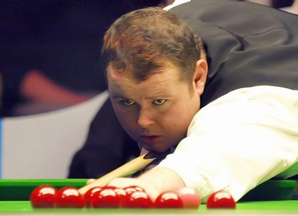 Stephen Lee beat Judd Trump to book a place at the Crucible