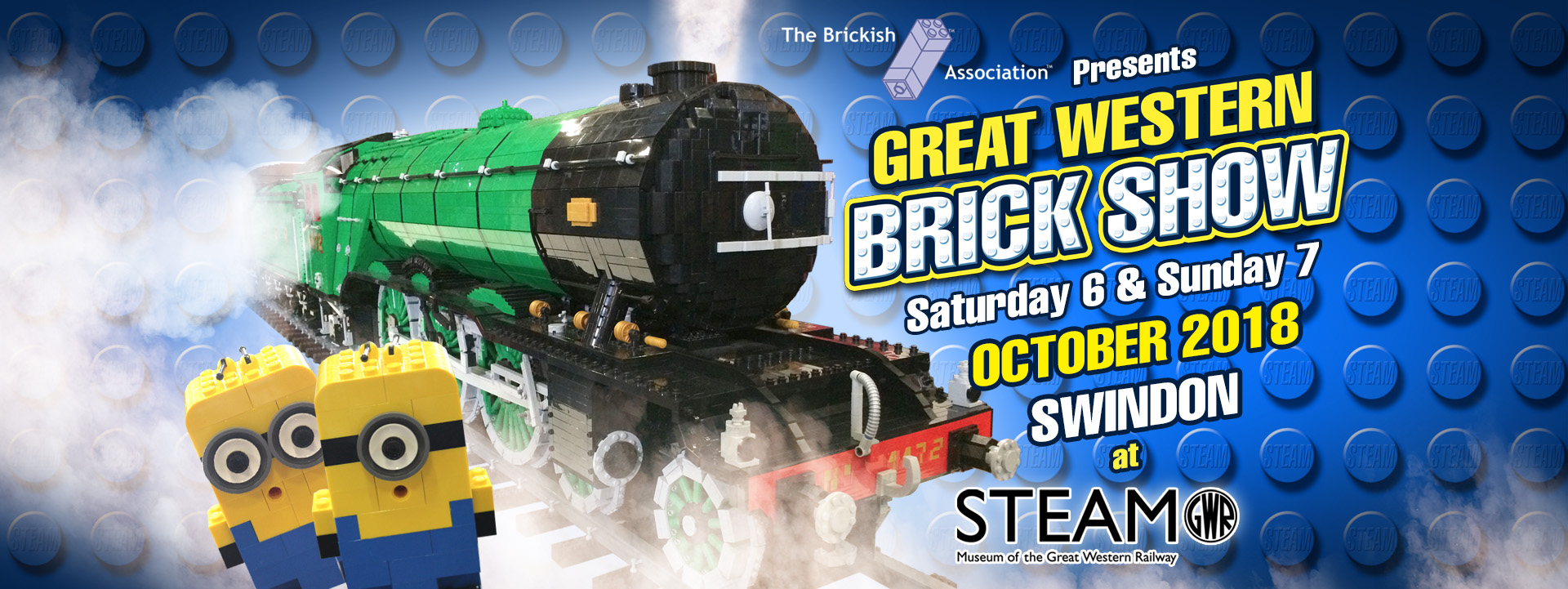 Great Western Brick Show 2018