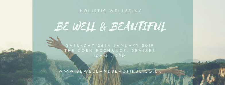 Be Well: Devizes Holistic Wellbeing Fair