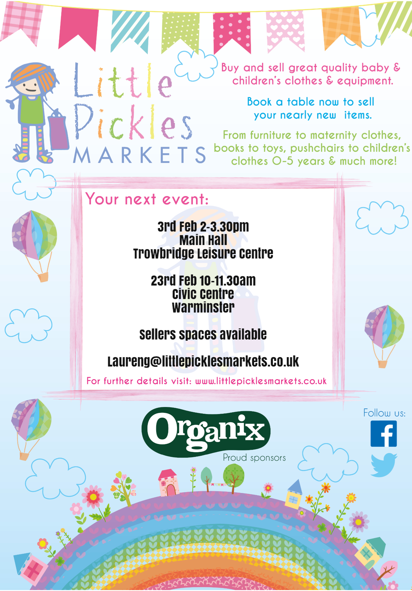 Little Pickles Market Warminster
