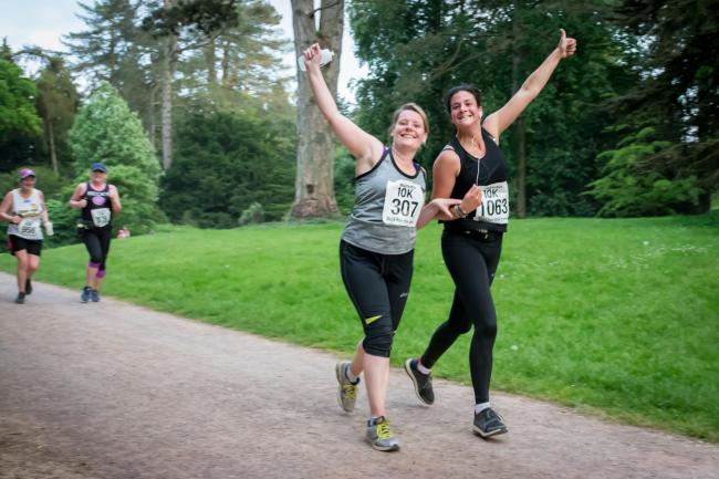 The Westonbirt 10K will enable runners to take in a scenic route