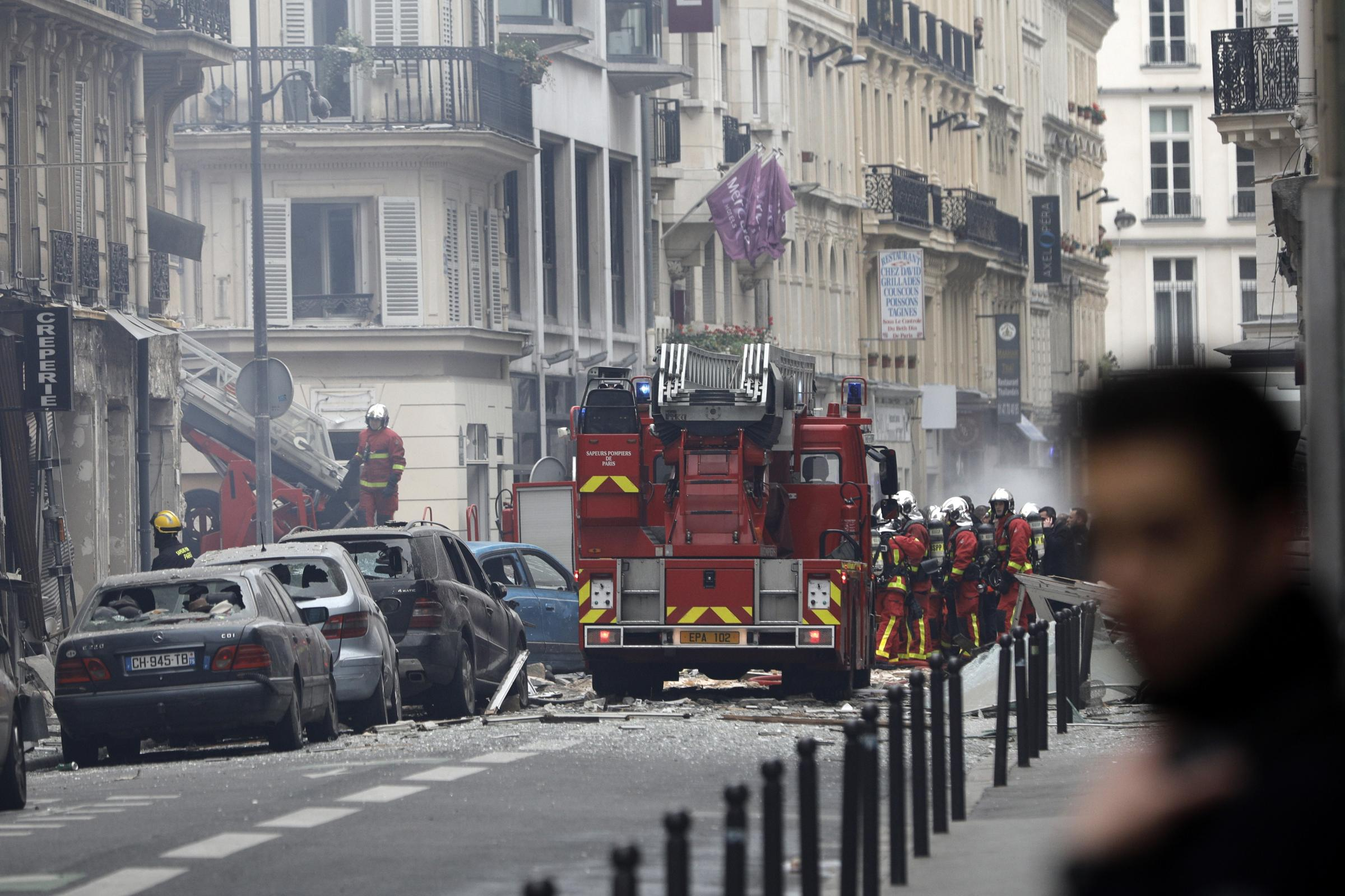 France Explosion