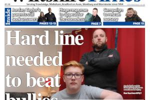 Beat the bullies - says dad who's son was filmed being beaten up at Warminster School Read more stories like this here...