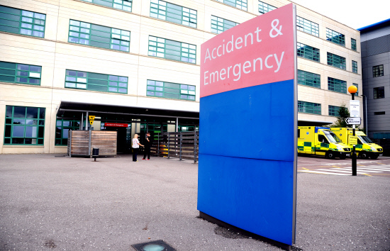 Numbers not looking good for Great Western Hospital