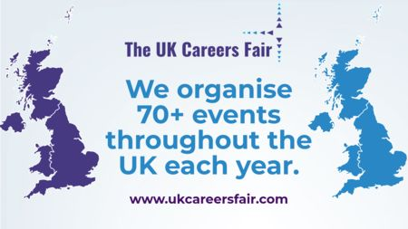 The UK Careers Fair in Swindon