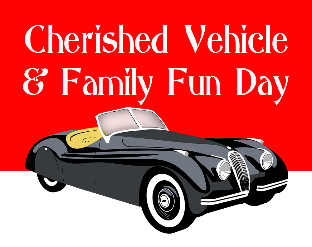 Cherished Vehicle and Family Fun Day