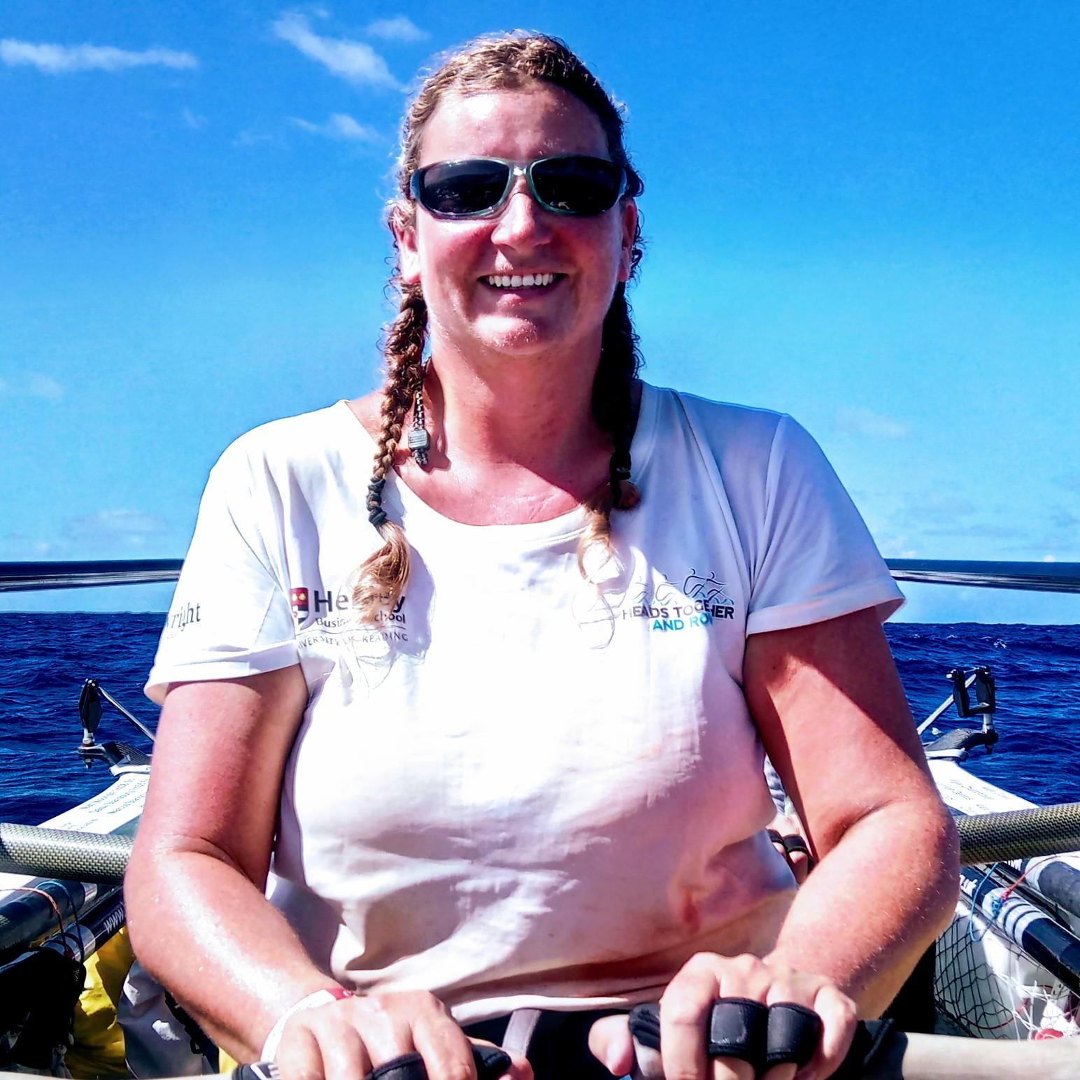 Rower's Atlantic challenge