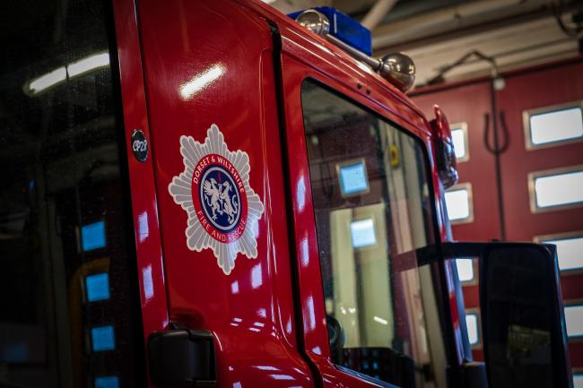 The fire service has been called to 66 school fires in the past five years Picture: DWFRS