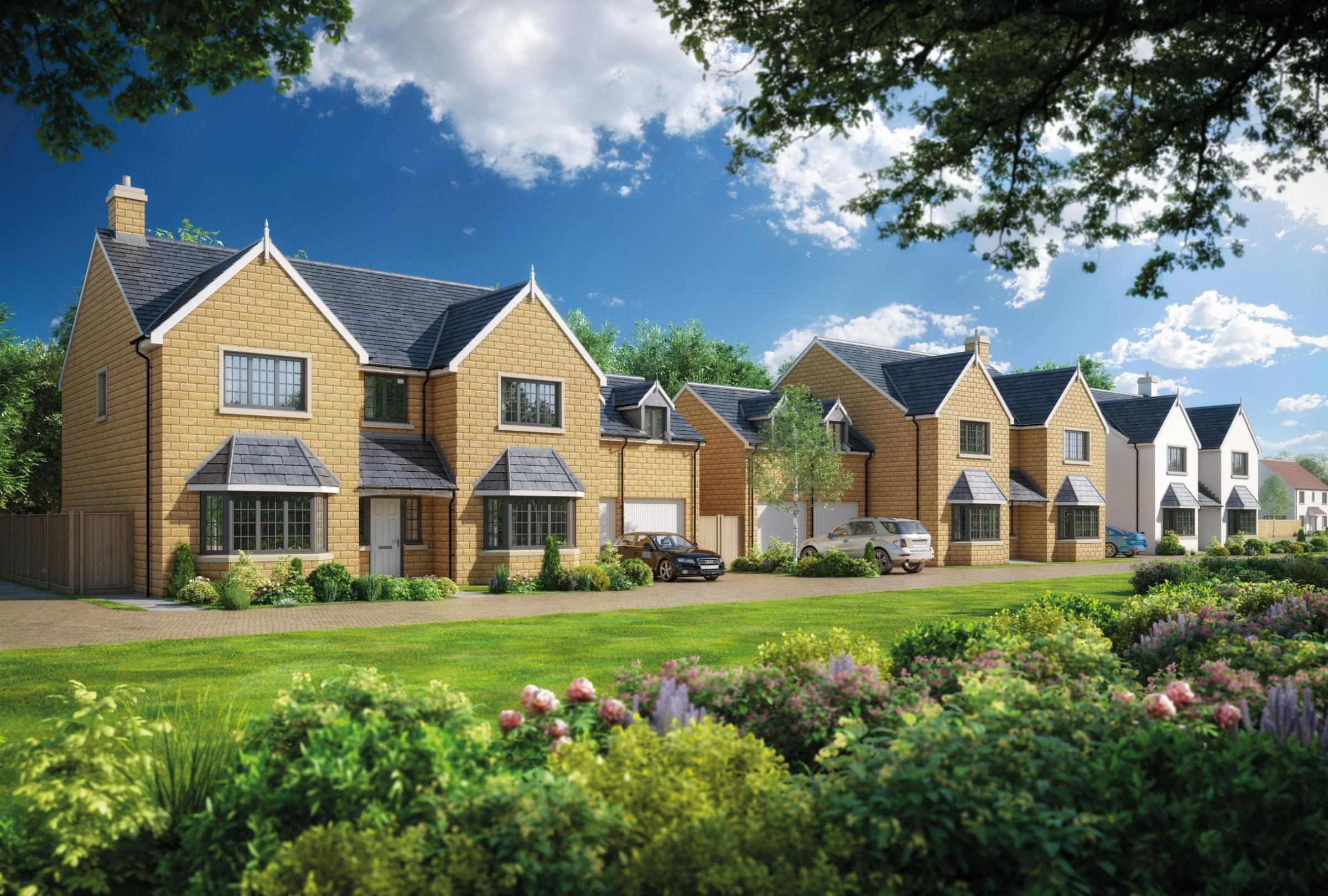 New homes bring local benefits