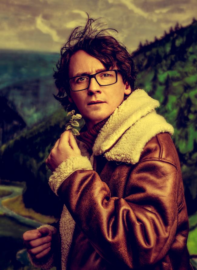 Comedian Ed Byrne is coming to Trowbridge Civic Centre Thursday, on September 26 Photo: Idil Sukan