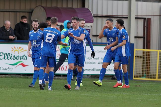 Chippenham Town's Good Friday clash with Torquay United in
