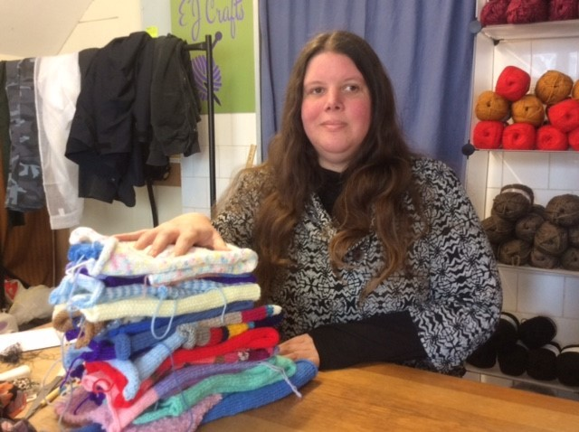 Knitters are needed for world record attempt