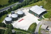 Biogas facility takes Guernsey food waste