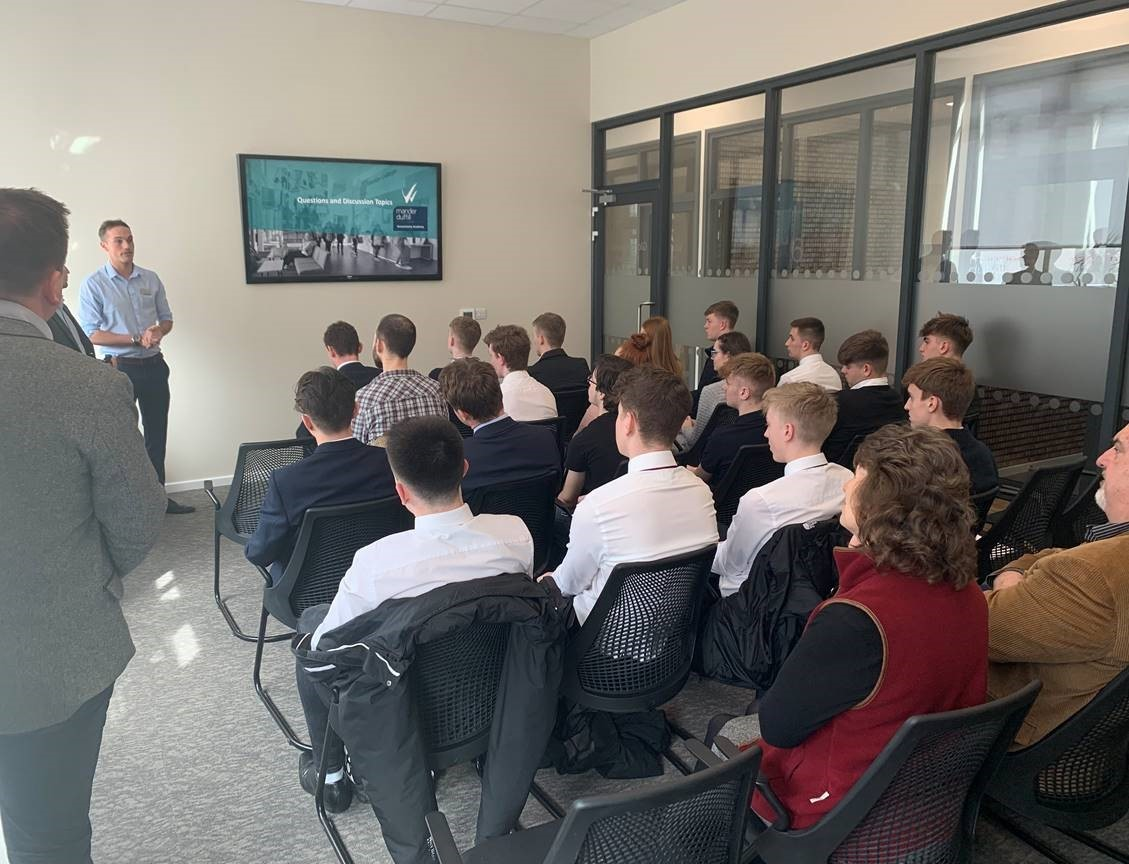College launches Mander Duffill Academy to train new generation of accountants