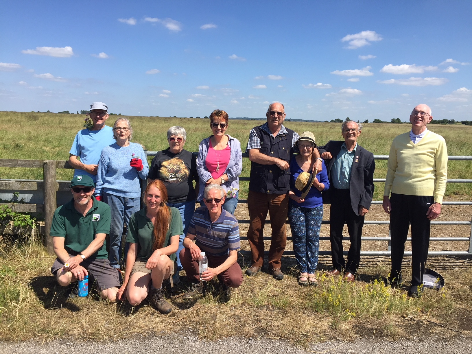 Alzheimers Support project helps people re-connect with the countryside