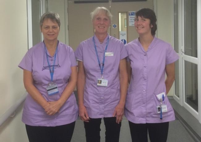 Bath Cancer Unit Support Group funds 24-hour patient