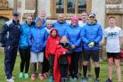 The Team Proto-Col Multisport members who competed in Cheltenham