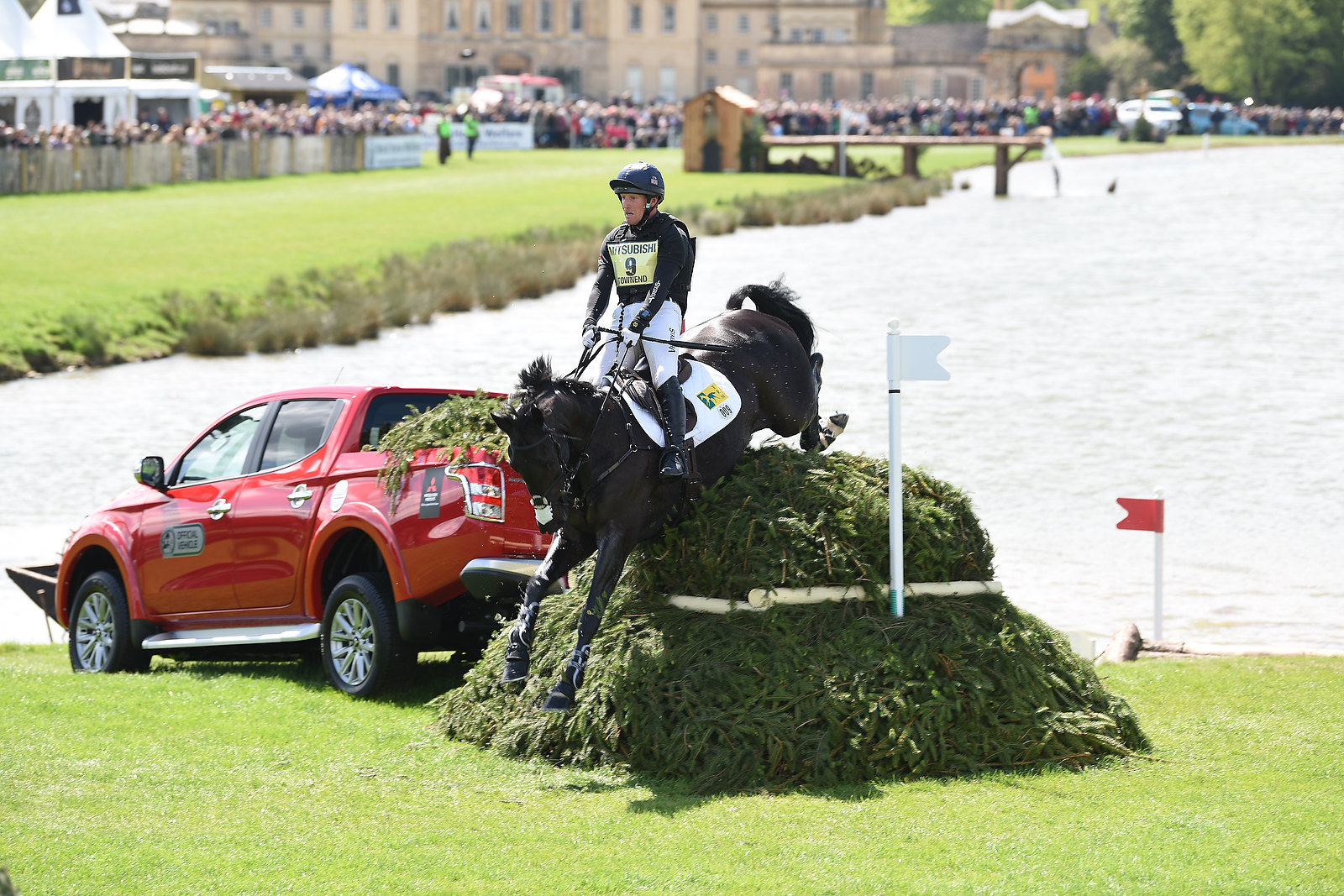 Mixed results for Wiltshire competitors at the Badminton Horse Trials