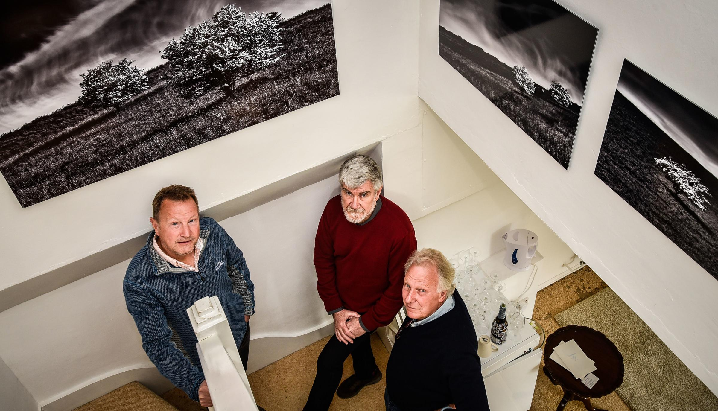 Art photographers have a new beginning in Wiltshire