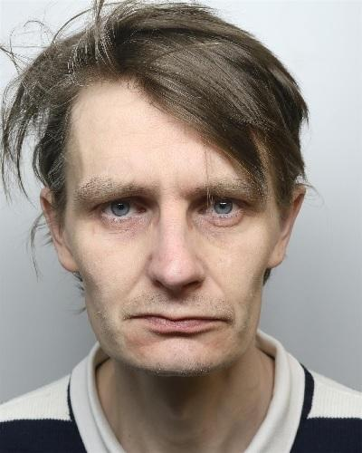 James Reynolds was jailed for 28 months