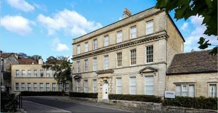 Manvers House in Bradford on Avon is available to rent through Carter Jonas
